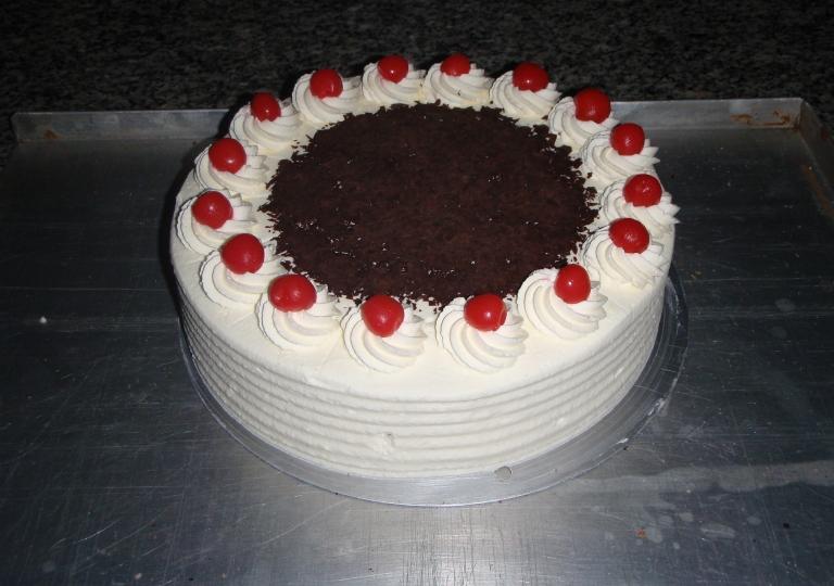 Schwarzwälderkirsch-Torte